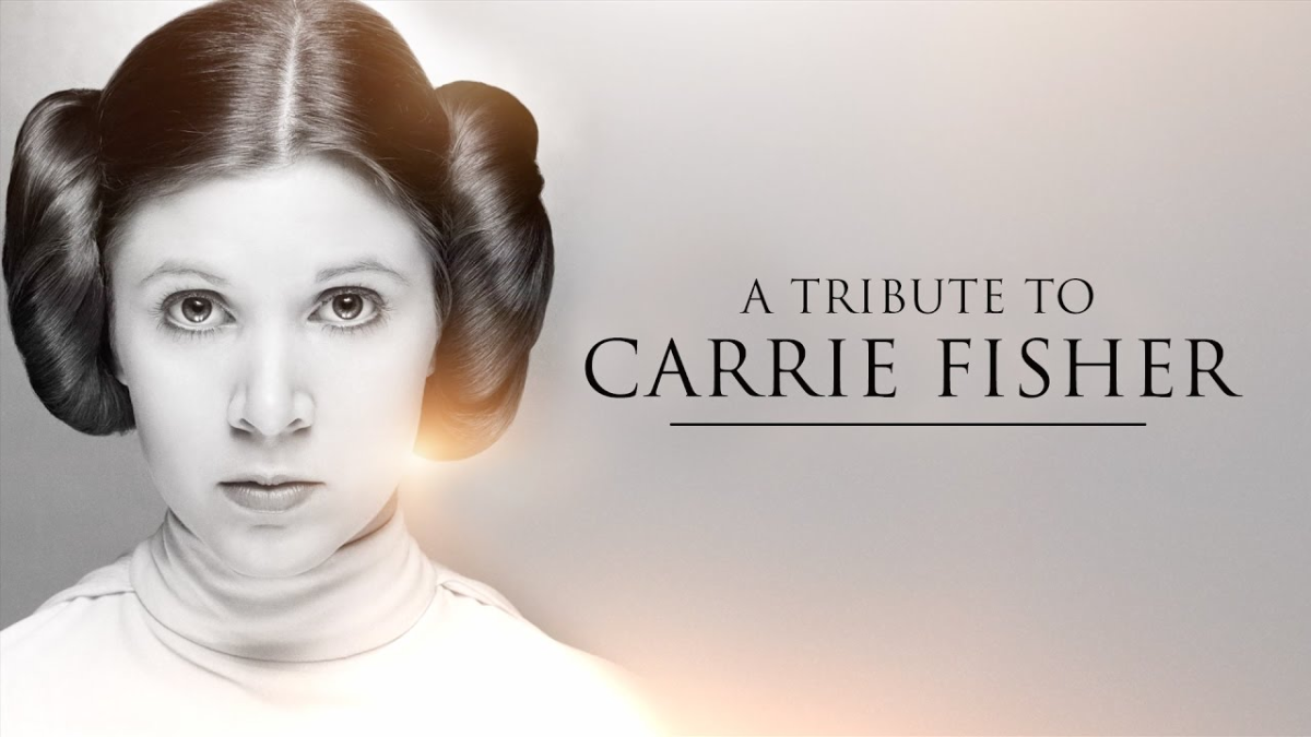 Un Tributo a Carrie Fisher