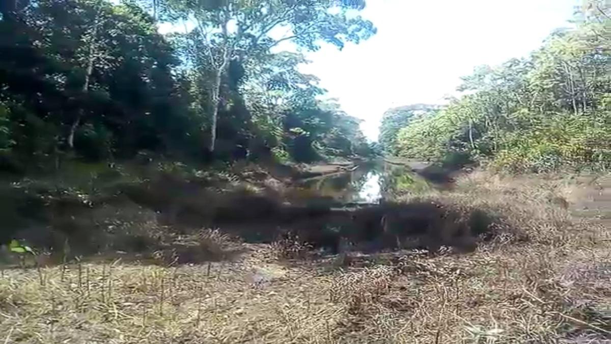 Derrame de petróleo en Urarinas.