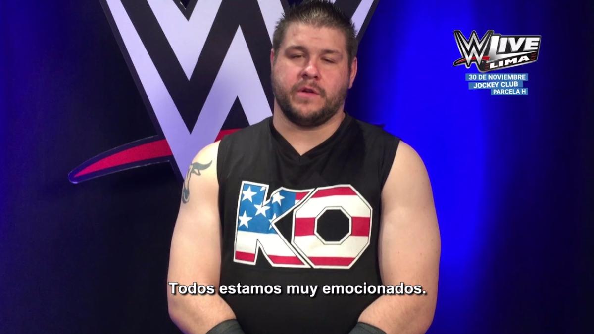 Kevin Owens dejó la marca RAW para luchar actualmente en Smack Down.