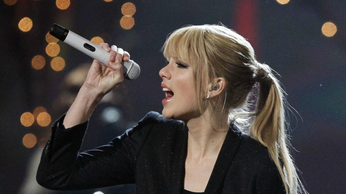 La voz real de los artistas en vivo