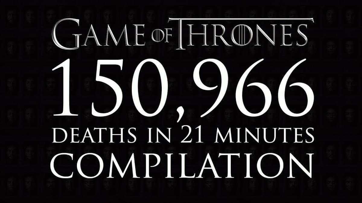 Este es el vídeo que muestra todas las muertes.