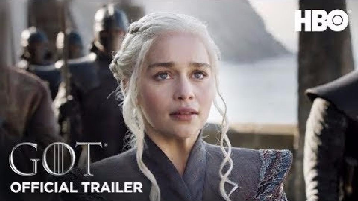 Game Of Thrones Tráiler