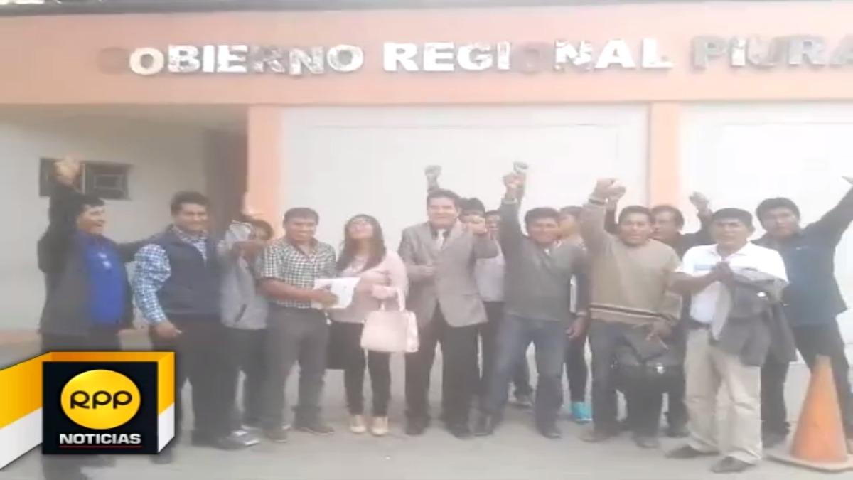 Gobernador regional de Piura anunció que la primera semana de agosto cambia a su directora regional de La Producción.