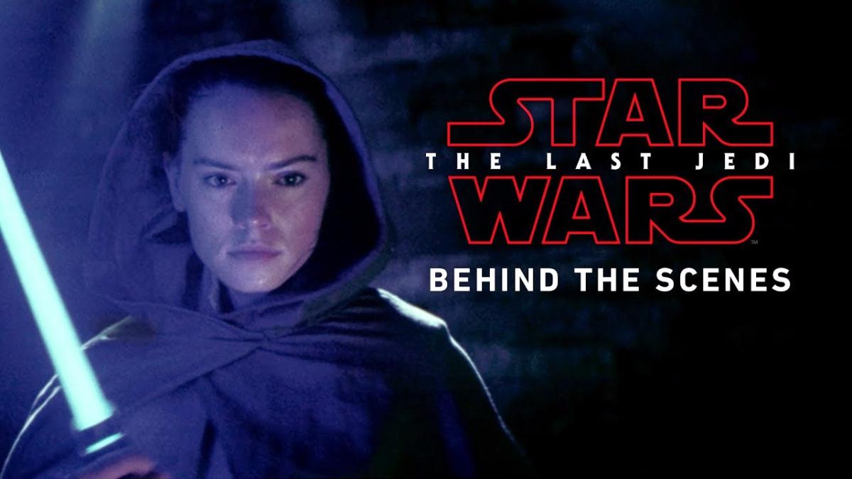 Star Wars - Detrás de escena