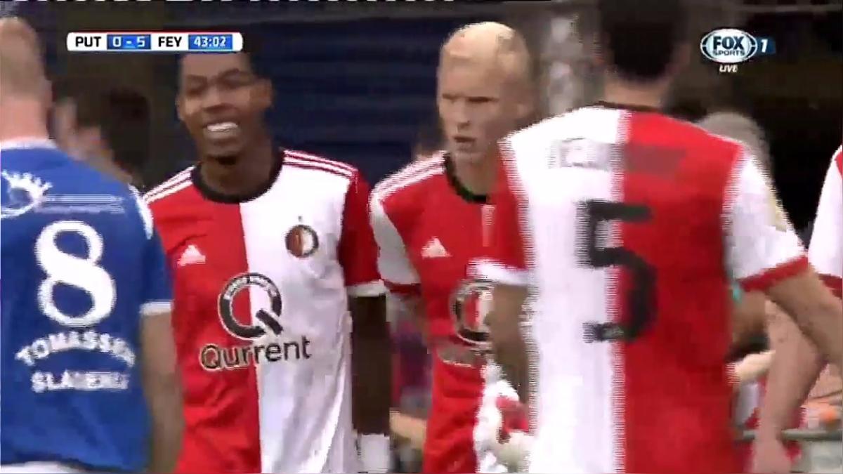 Revive el resumen del partido que terminó en goleada por 10-1 a favor del Feyenoord.