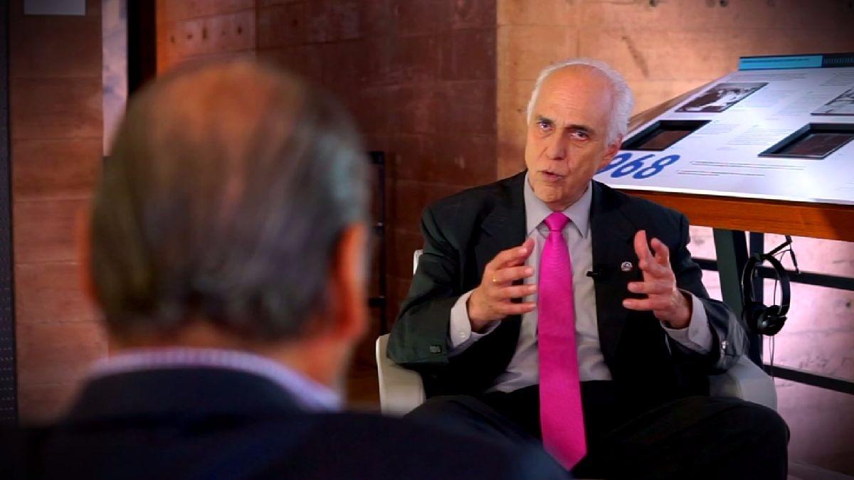 El rector Marcial Rubio sobre por qué la Universidad Católica debe pensar hacia el futuro.
