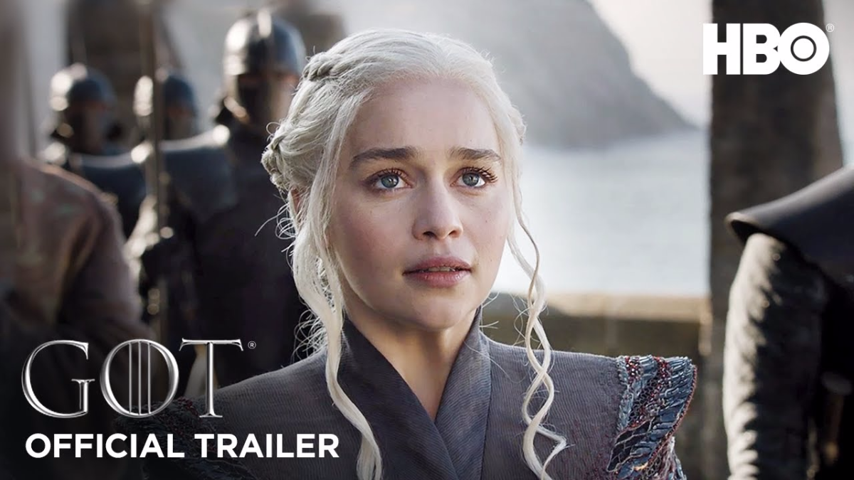 Trailer de la temporada 7 de Game of Thrones.