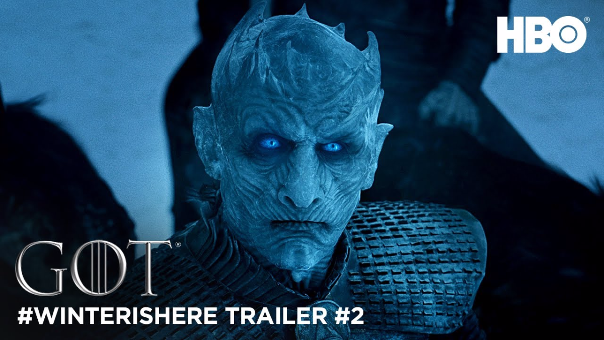 Segundo trailer de la temporada 7 de Game of Thrones.