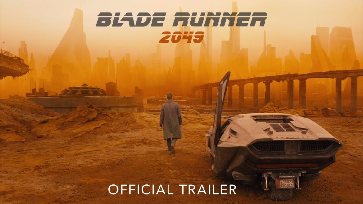 BLADE RUNNER 2049 | Nuevo trailer subtitulado