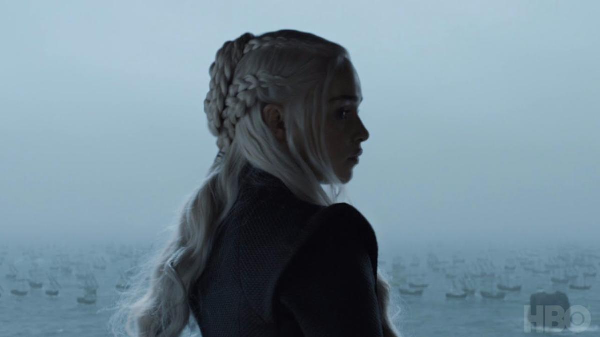 Game of Thrones | Daenerys Targaryan llegó a Rocadragón, pero no se sentó en el trono.