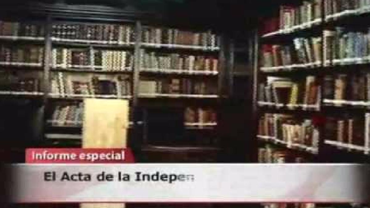 Acta de la Independencia de Perú