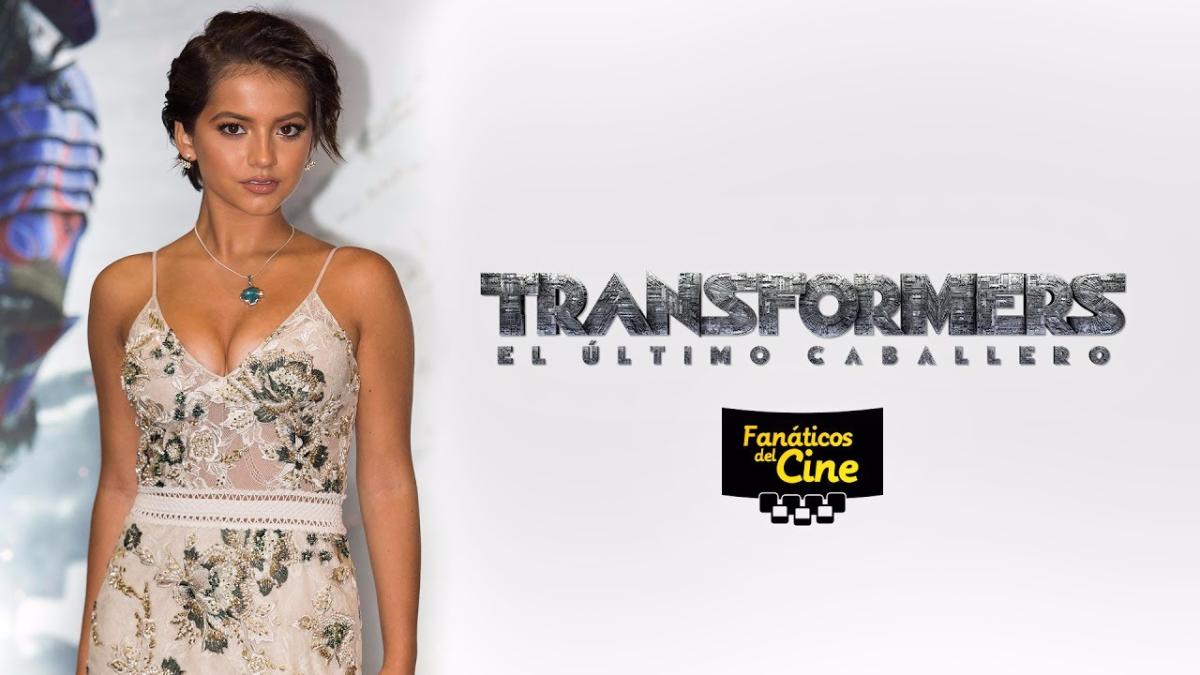 Isabela Moner de Transformers: