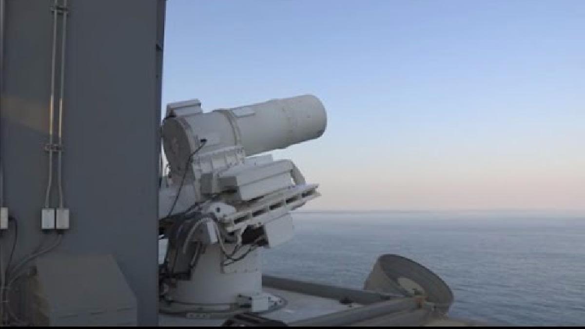 El Sistema de Armas Láser (LaWS) es un arma de vanguardia que aporta nuevas y significativas capacidades a la armada norteamericana.