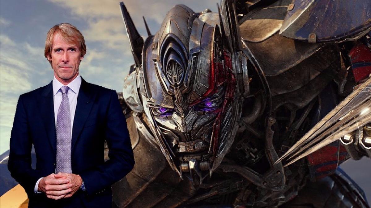Michael Bay de Transformers: