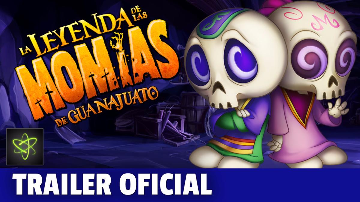 Tráiler 'La leyenda de las momias de Guanajuato'