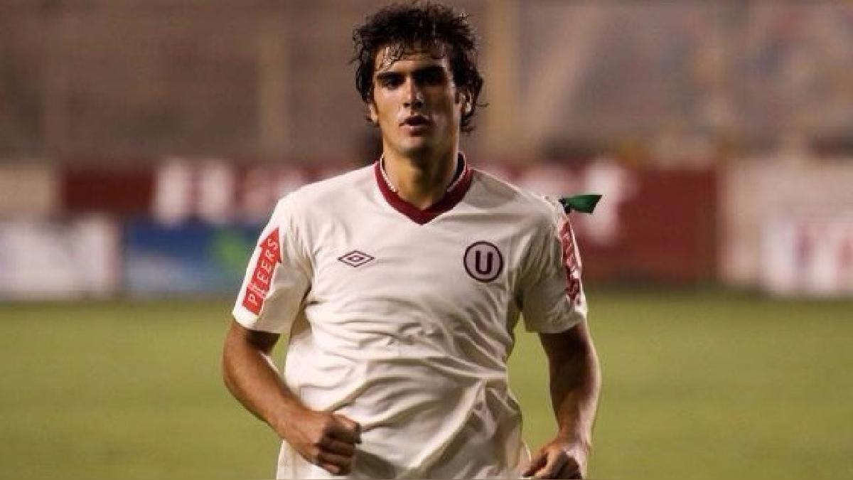 Álvaro Ampuero salió campeón con Universitario en la Copa Libertadores Sub 20.