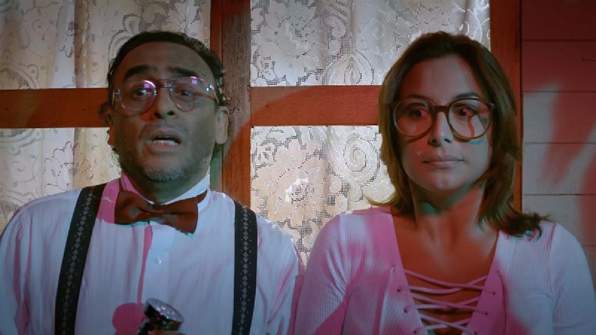De los mismos productores de 'La peor de mis bodas'  llega 'Una comedia macabra'.