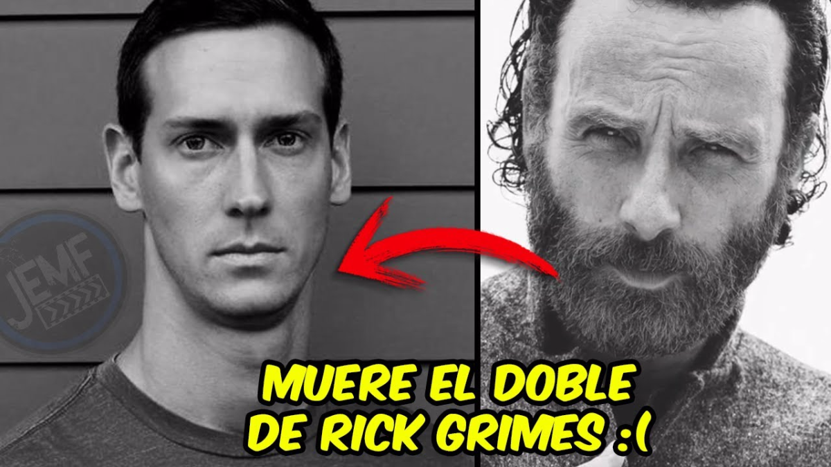 Muere un Doble de The Walking Dead (John Bernecker)