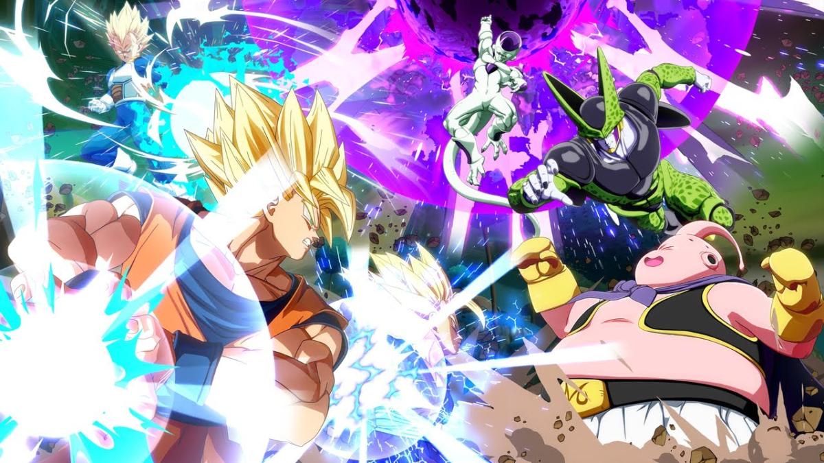Este es el tráiler de Dragon Ball FighterZ, mostrado en el pasado E3 2017.