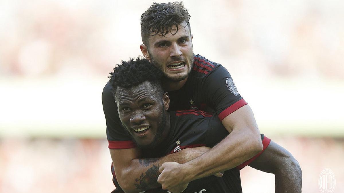 Bayern Munich sufrió una paliza de 4-0 ante AC Milan.
