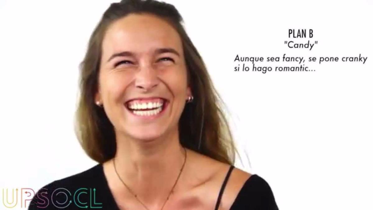 La reacción de mujeres y hombres al leer letras de reggaetón.