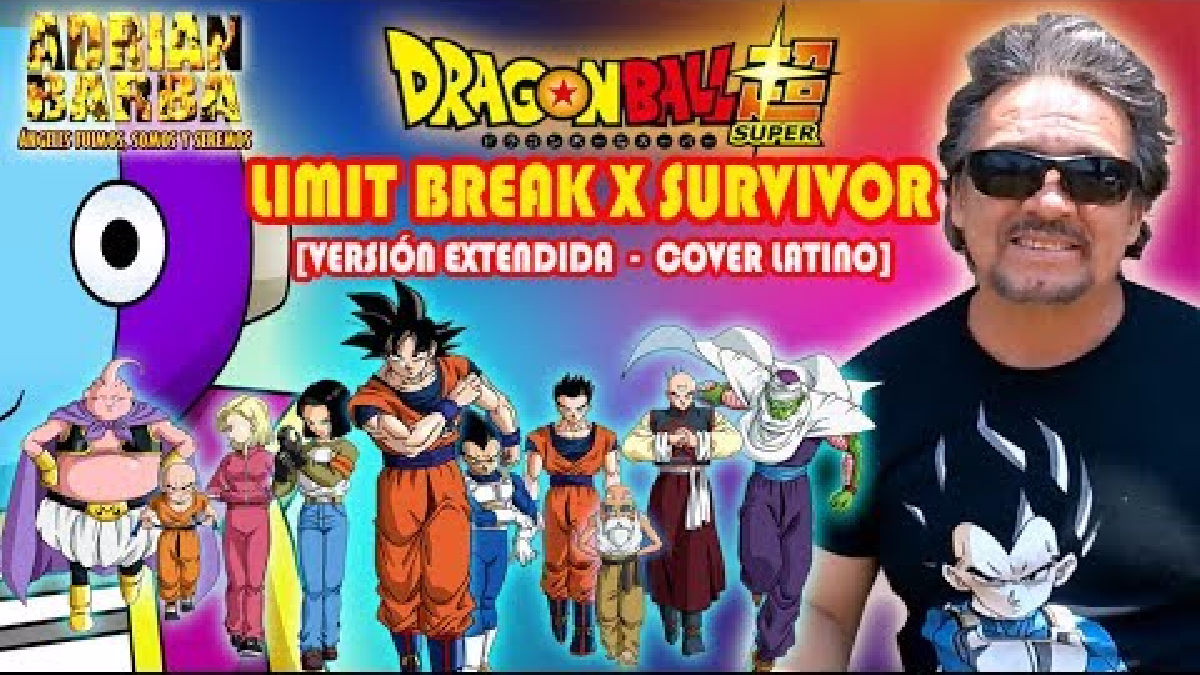 Adrián Barba - Limit Break X Survivor