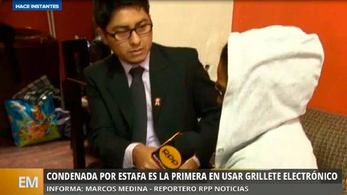 RPP Noticias conversó con Sara Patricia Salazar en su vivienda del Rímac.