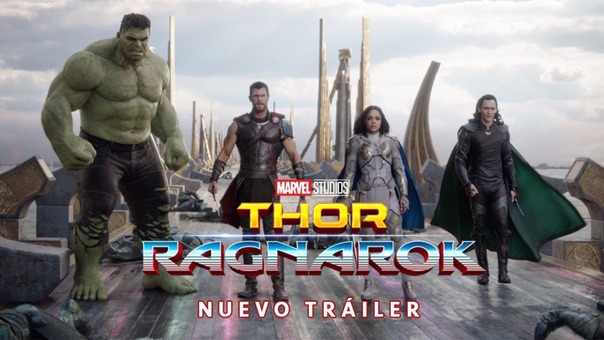 Nuevo adelanto de Thor: Ragnarok