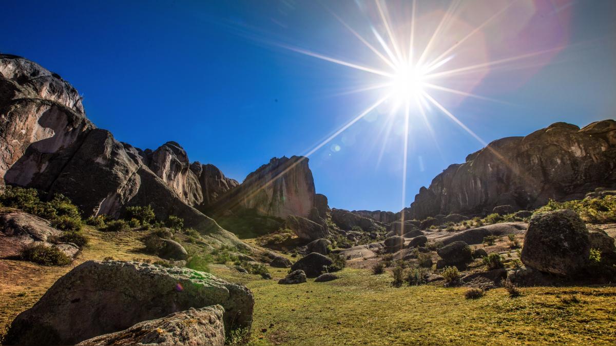 Descubre la magia de este mágico bosque de piedras a pocas hora de Lima.