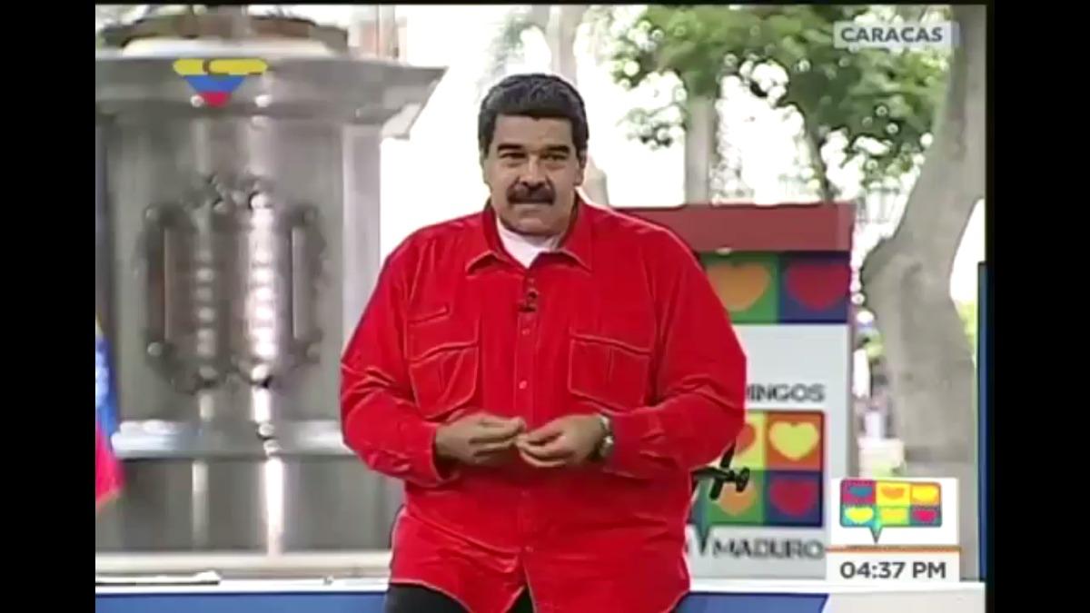 Nicolás Maduro gobierna Venezuela desde el 2013.