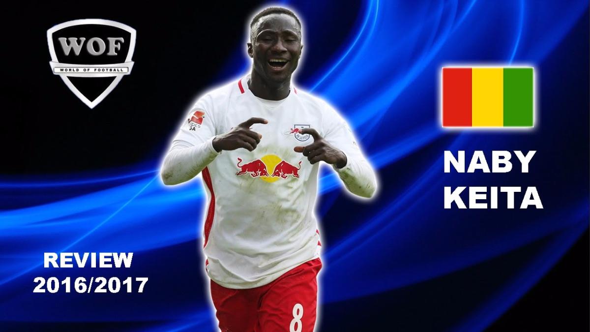 Naby Keita inició su carrera jugando por el Horoya AC de Francia.