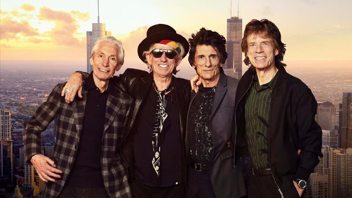 The Rolling Stones trabajan en un nuevo álbum.