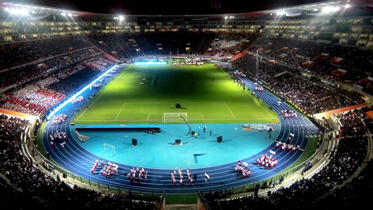 El Estadio Nacional será escenario de 2 partidos (Cristal vs. Universitario y Municipal vs. Alianza) y un concierto (Marc Anthony y Carlos Vives).