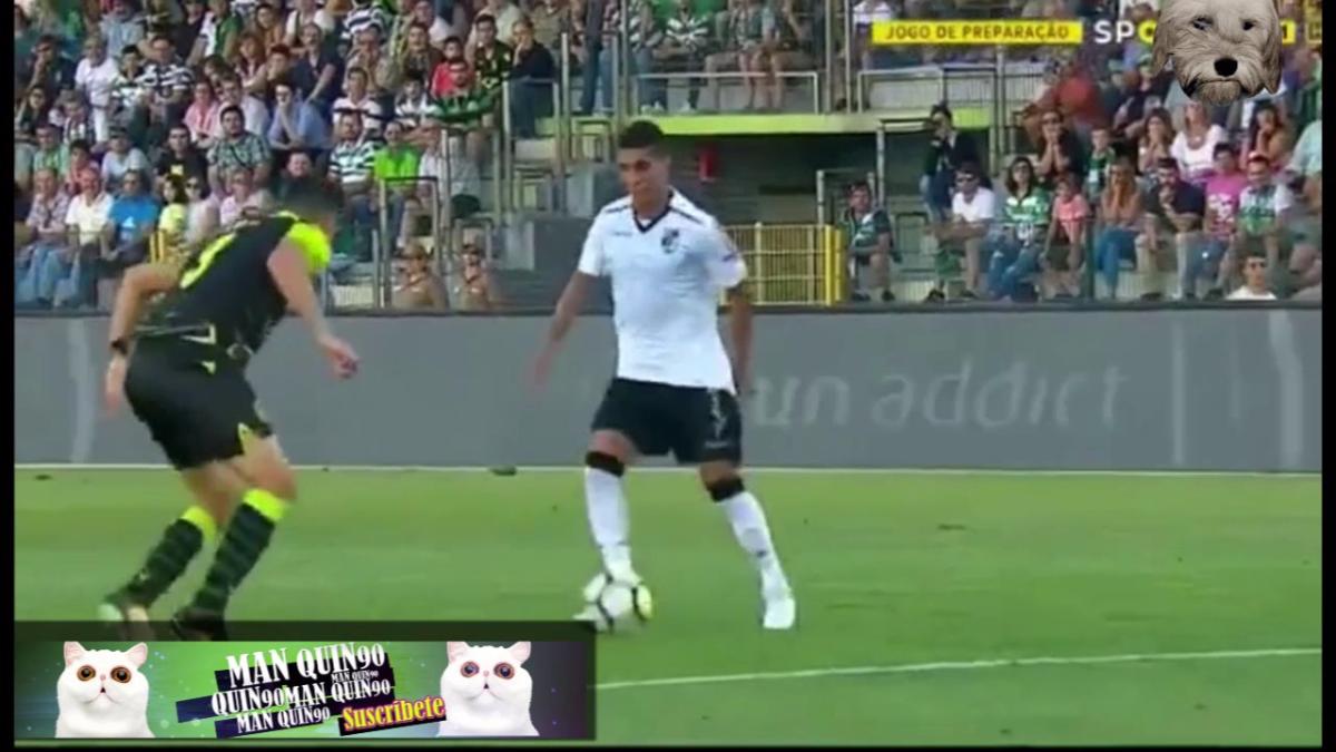 Paolo Hurtado ya pertenece al Vitória Guimaraes, esto luego de que el club portugués compró su pase al Reading.
