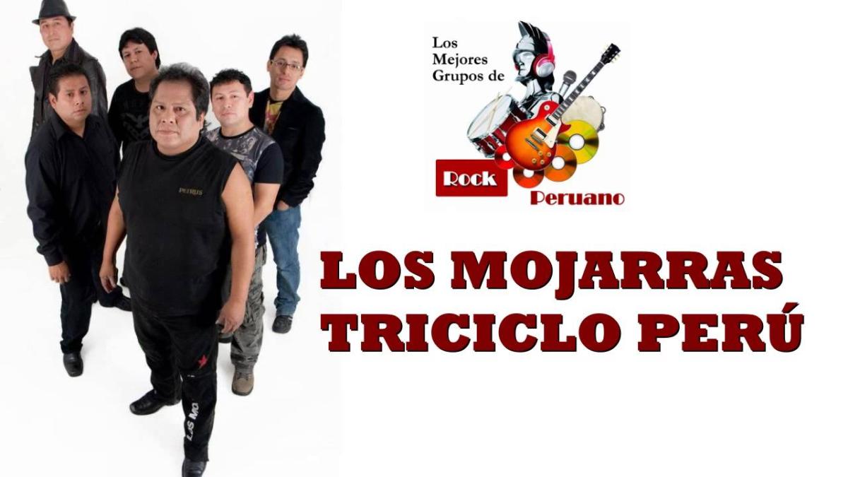 Los Mojarras - Triciclo Perú