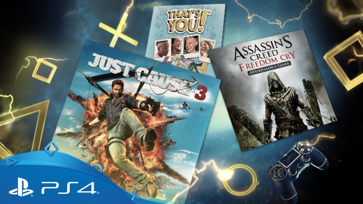 Los usuarios de PlayStation Plus tienen a su disposición juegos gratuitos cada mes.