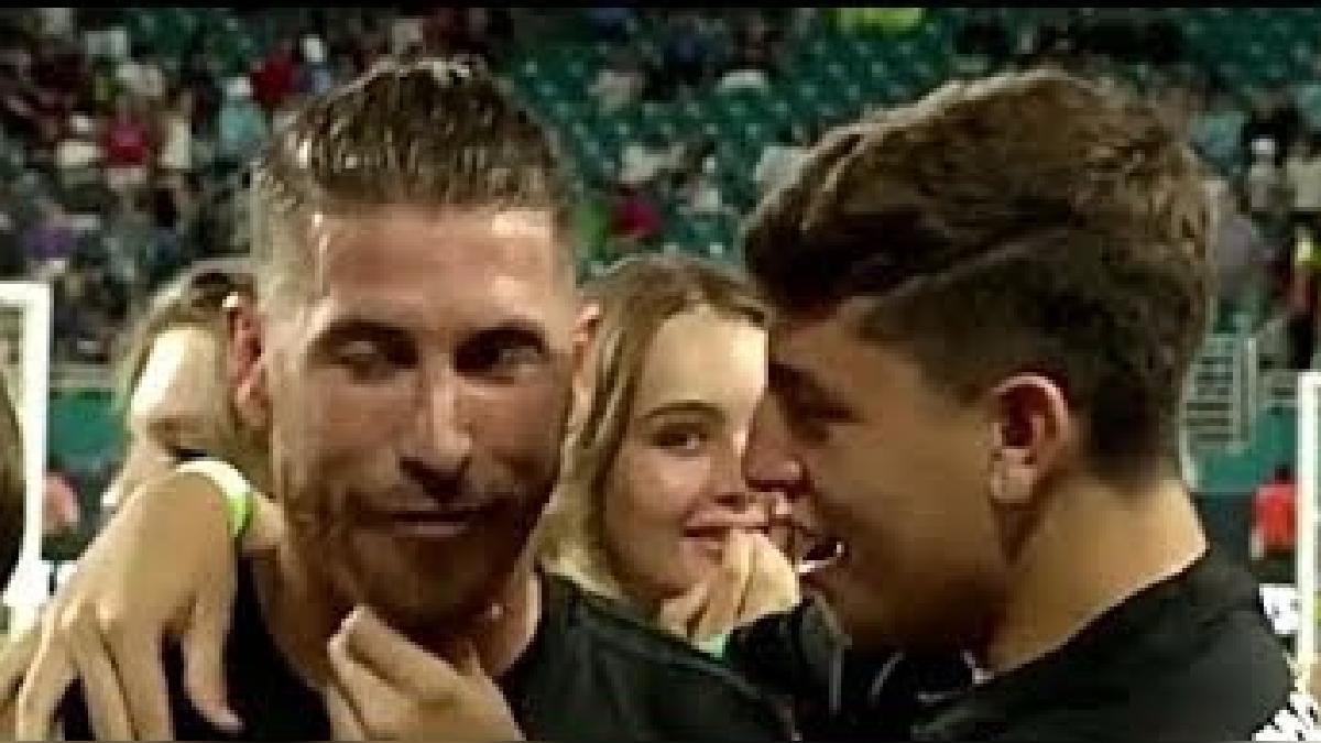 Sergio Ramos es el primer capitán del Real Madrid. Le siguen Marcelo y Cristiano Ronaldo.