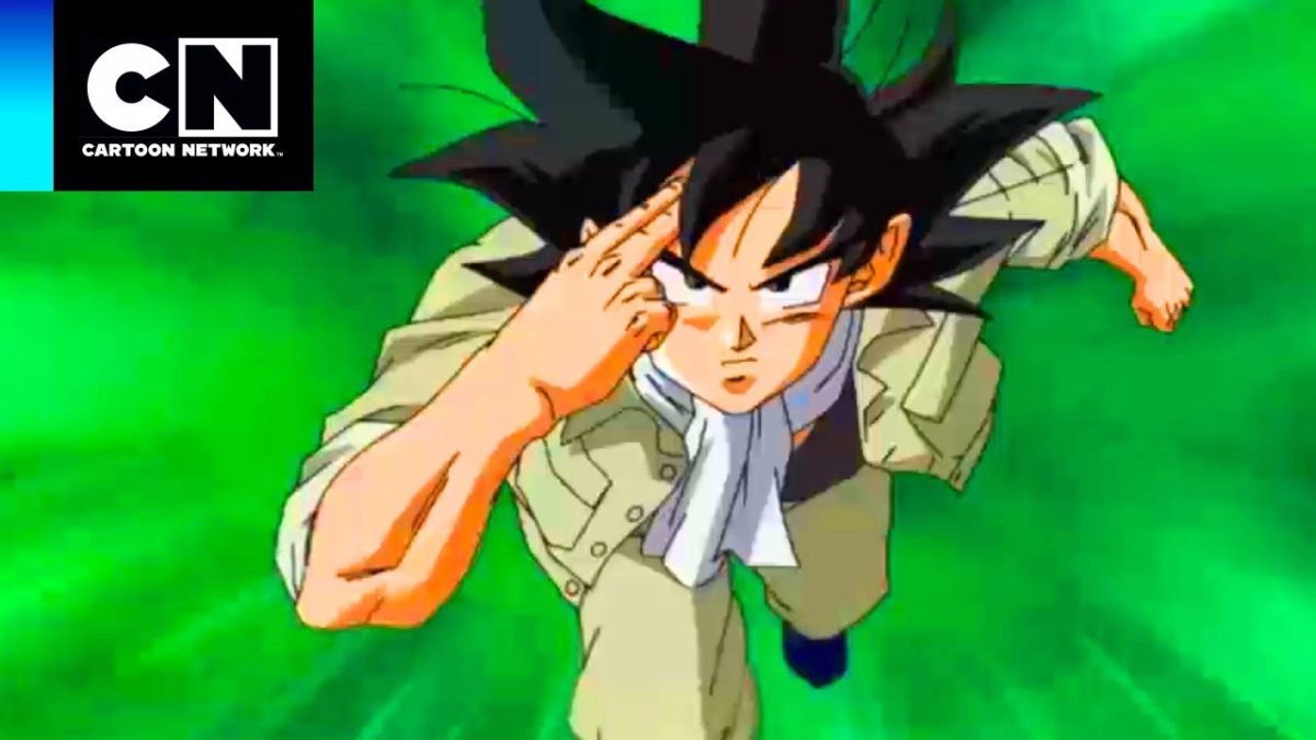 Este es el teaser oficial de Dragon Ball Super por Cartoon Network.