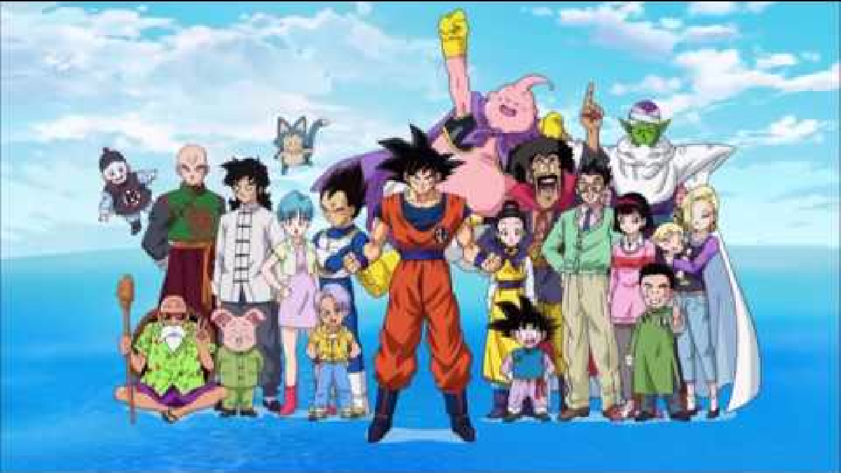 Este es el opening de Dragon Ball Super