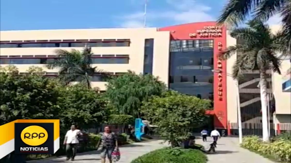 Dirigente de los trabajadores judiciales anuncia paralización de labores