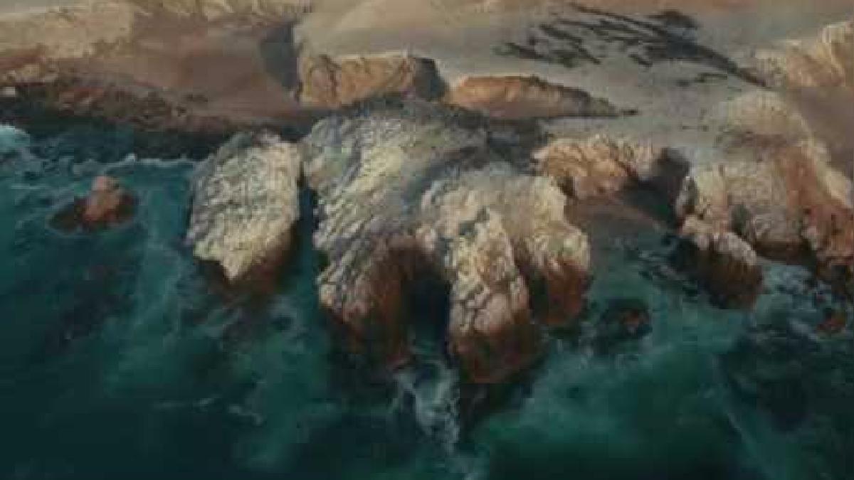 Pacificum, el retorno al océano