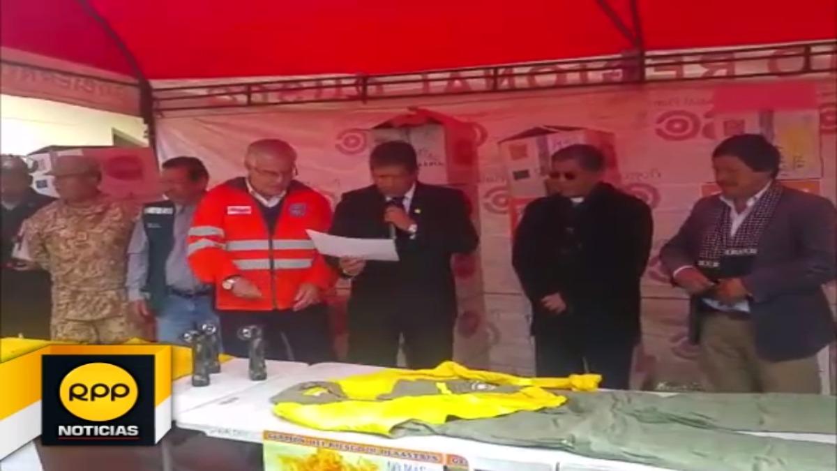 Equipos serán distribuidos a zonas estratégicas de la región donde los incendio forestales son recurrentes.