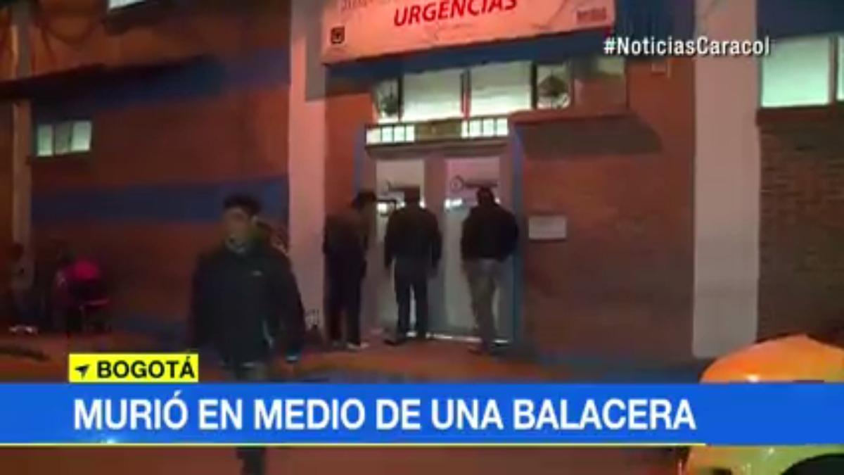 El reporte de Caracol sobre el asesinato del paramédico en febrero pasado.