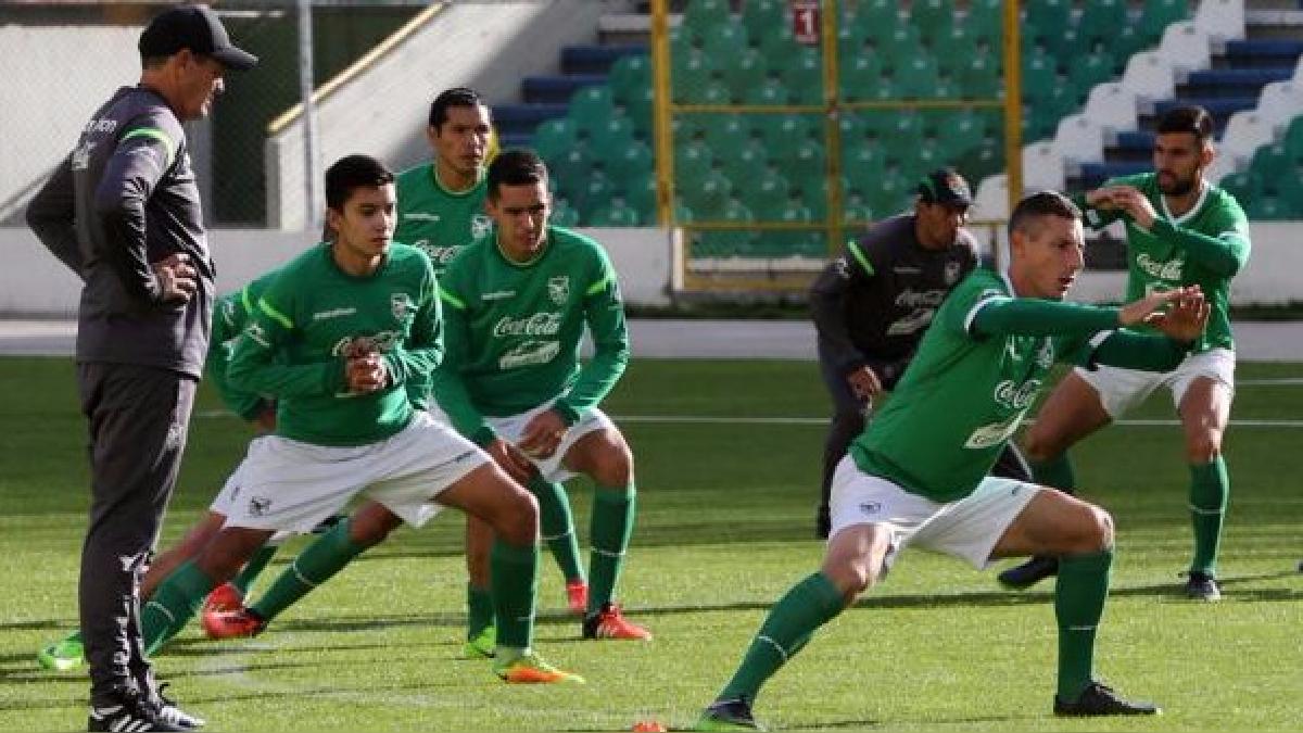 Bolivia se ubica en el penúltimo puesto de las Eliminatorias con 10 unidades.