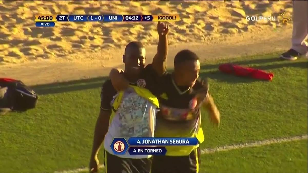 Resumen y goles del Universitario de Deportes vs. UTC.