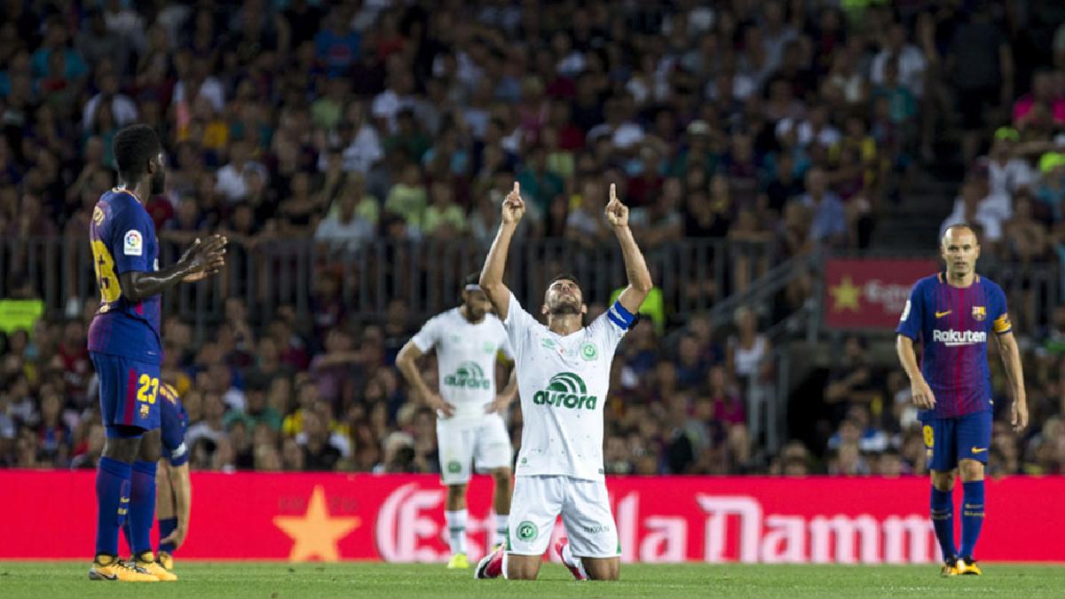 Barcelona invitó al Chapecoense a participar en el partido por el Trofeo Joan Gamper.