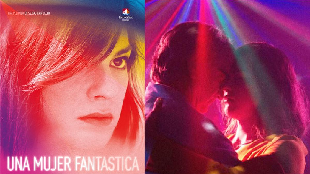 Las funciones de 'Una mujer fantástica' son el martes 8 a las 10 p.m en Cineplanet Alcázar y el miércoles 9 en el Centro Cultural PUCP a las 7:15 p.m