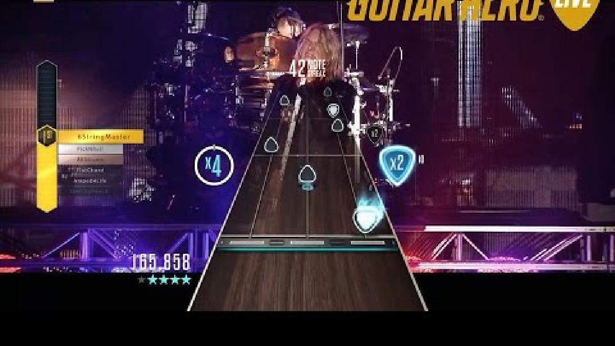 A inicios de 2016, Def Leppard lanzó el videoclip de su canción Dangerous dentro del juego Guitar Hero, en lo que podría catalogarse como su primer acercamiento a los videojuegos.