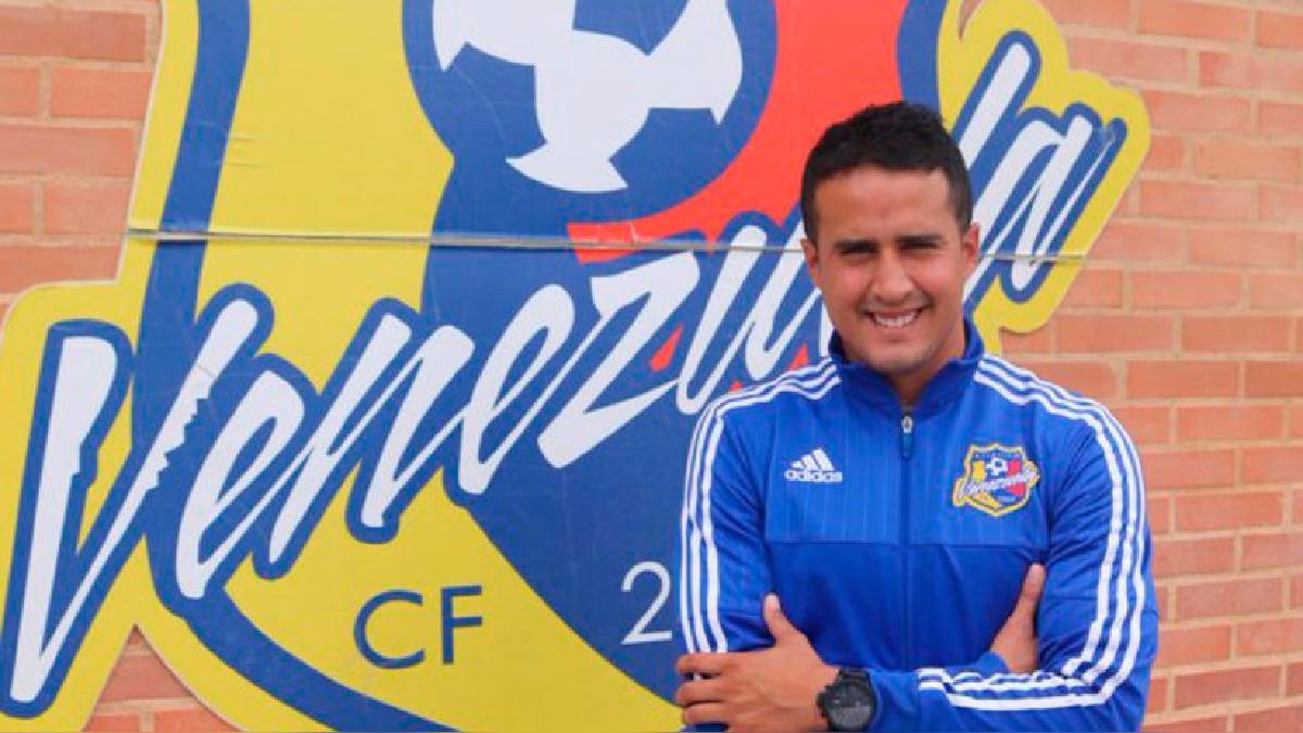 Victo Rossel tiene su primera experiencia en el fútbol del exterior.