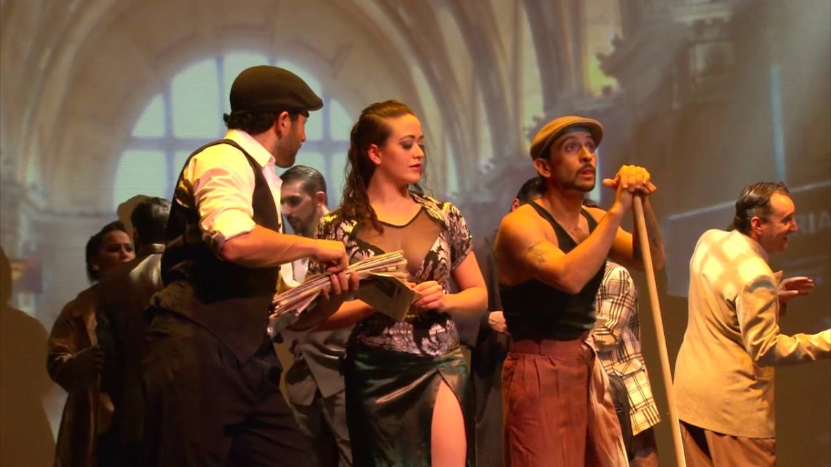 Estampas Porteñas Tango Company: Deseos
